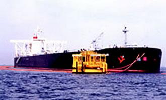 タンカー船荷役サービス
