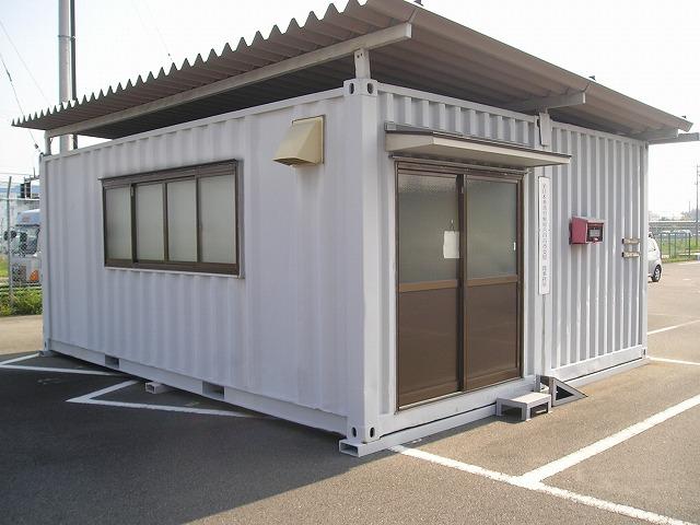 コンテナ事務所